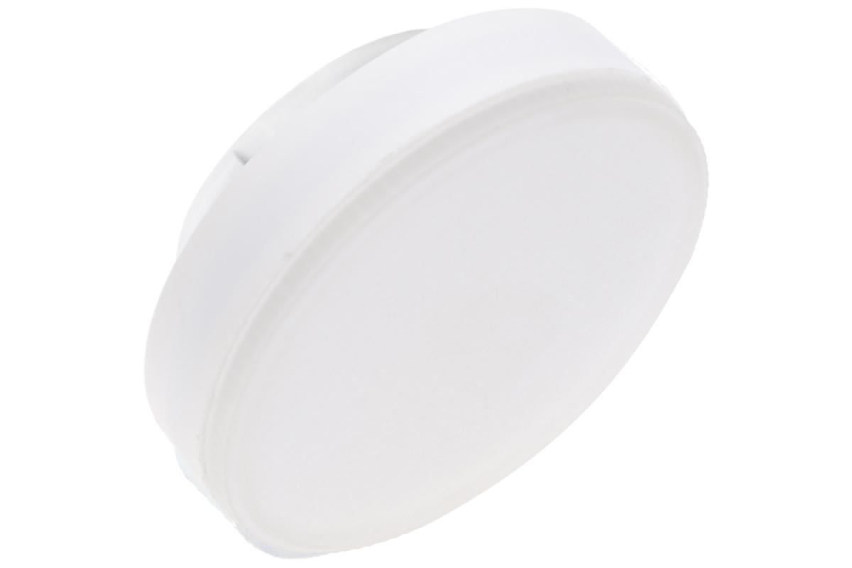 Светодиодная лампа Ecola Light GX53 LED 80W Tablet 220V 6400K 27x75 матовое стекло 30000h T5MD80ELC