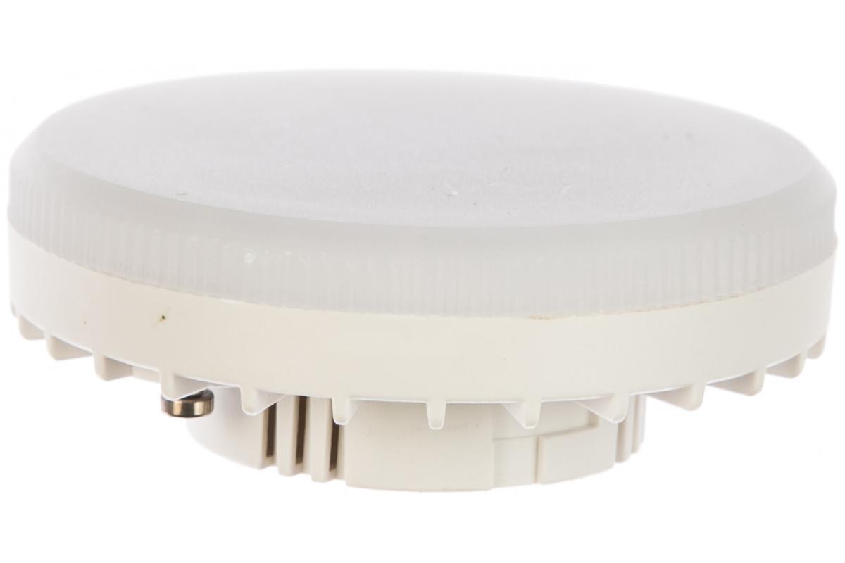 Светодиодная лампа Ecola Light GX53 LED 80W Tablet 220V 4200K 27x75 матовое стекло 30000h T5MV80ELC