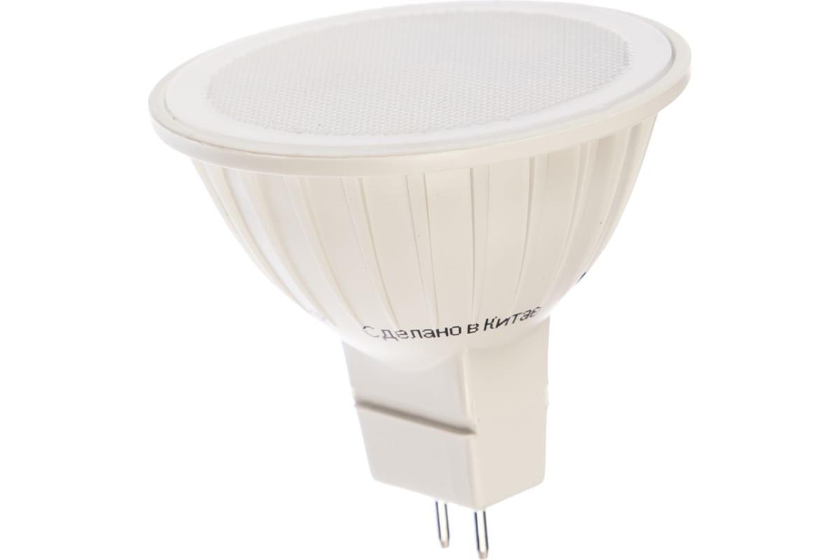 Светодиодная лампа Navigator LED 5ВТ 12В GU5.3 тепло-белая Navigator 17867