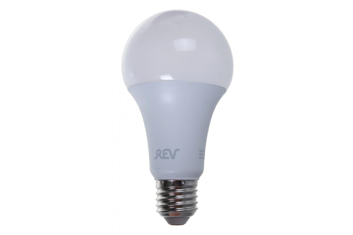 Светодиодная лампа REV A60 Е27 25W 4000K нейтральный свет 32533 8