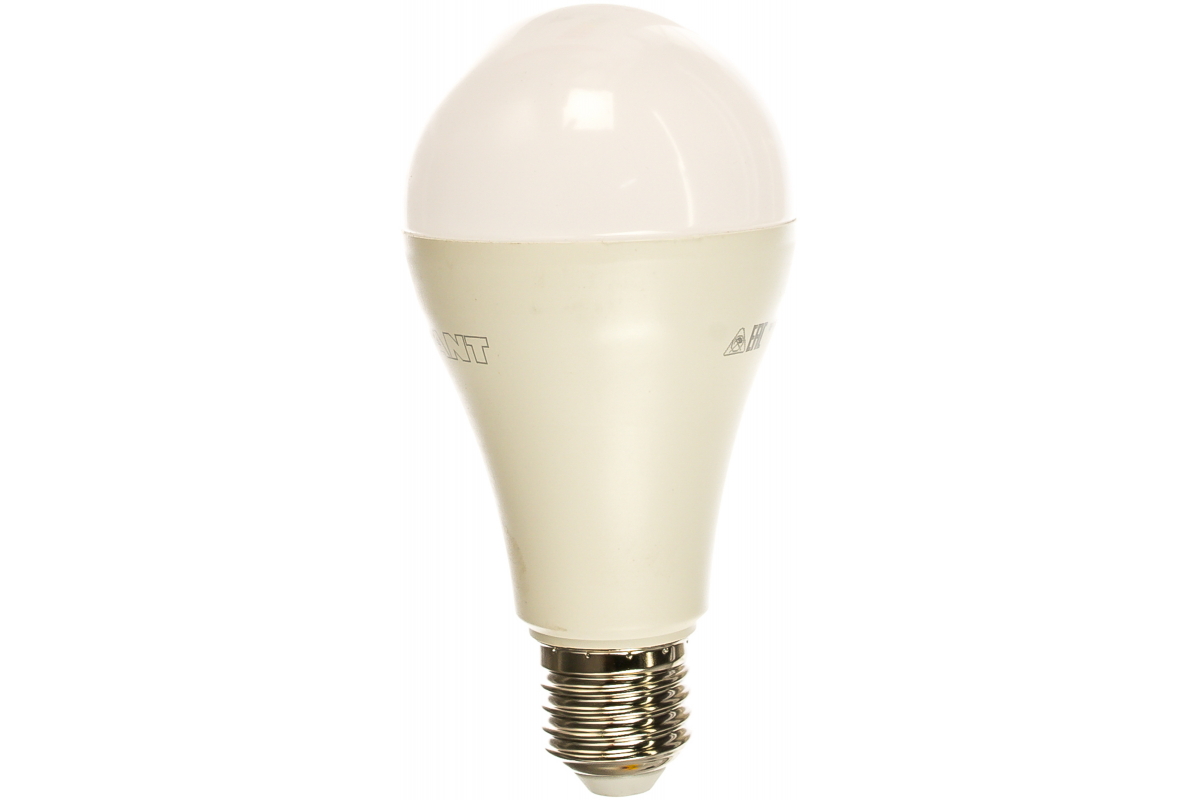 Светодиодная лампа REXANT Груша A60 205 Вт E27 1948 лм 2700 K теплый свет 604-013