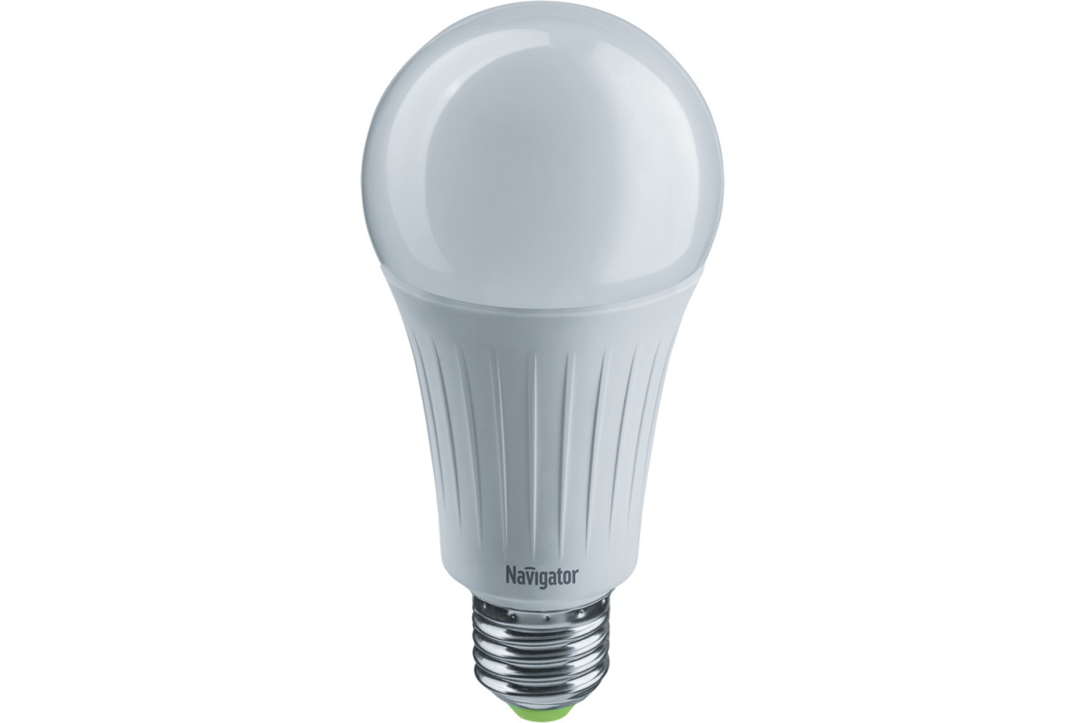 Светодиодная лампа Navigator NLL-A70-20-230-6.5K-E27 61387