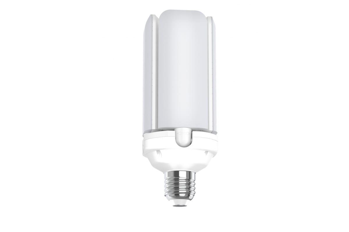 Светодиодная лампа-трансформер Фарлайт Т80-4 60Вт 6500К Е27 FAR000145