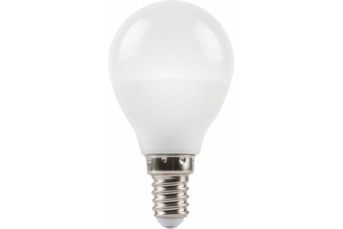 Светодиодная лампа Jilion G45 7W E14 4500K 9507056