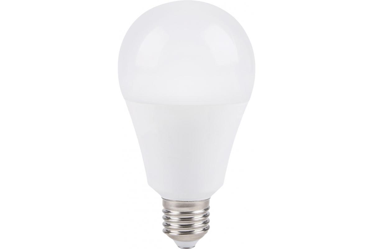 Светодиодная лампа Jilion A80 18W E27 4500K 9513032