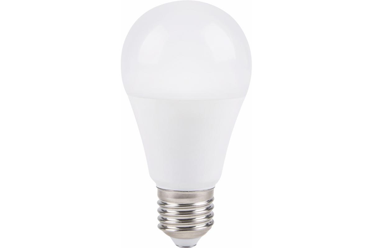 Светодиодная лампа Jilion A60 15W E27 3000K 9513019
