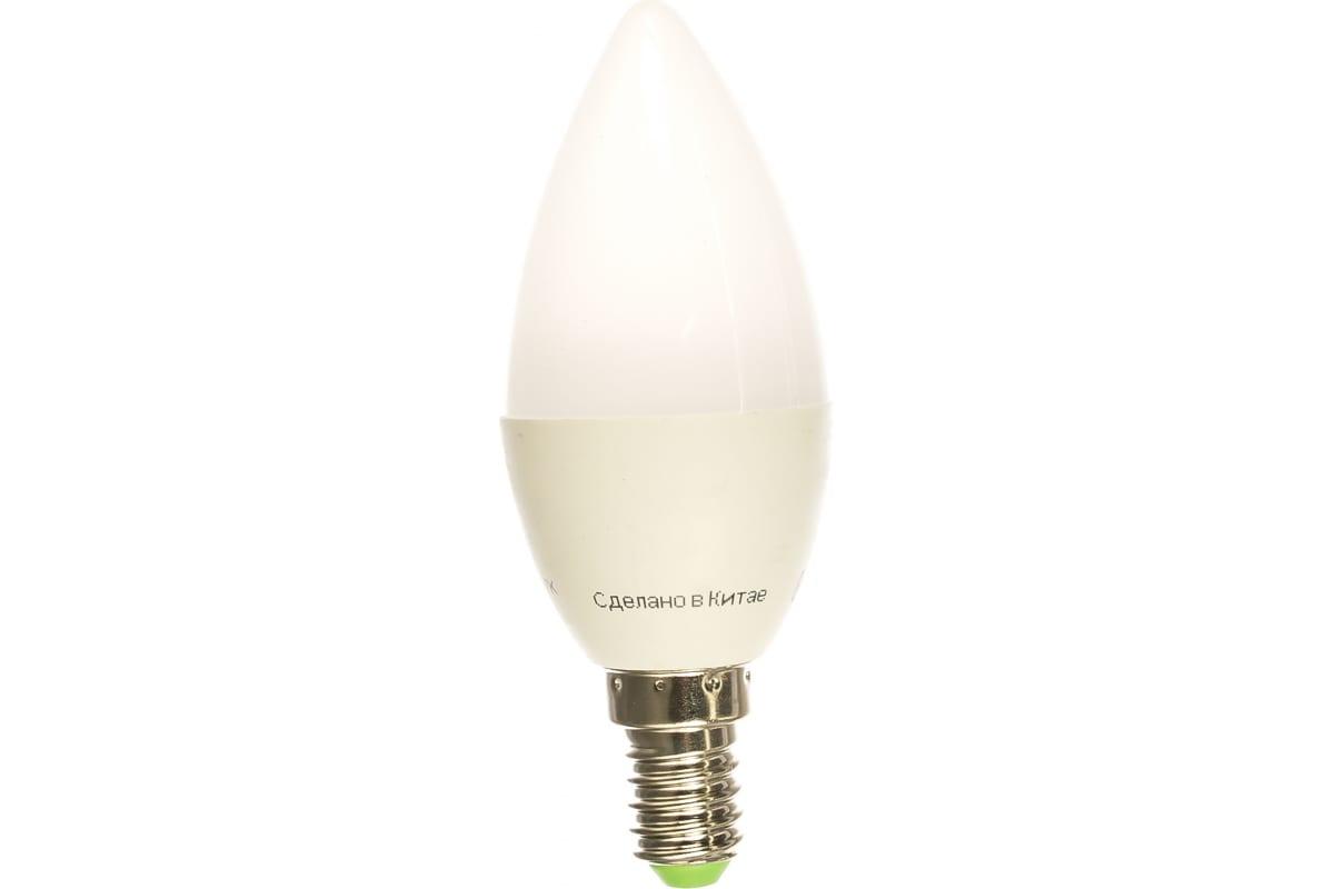 Светодиодная лампа Navigator 94 480 NLL-P-C37-5-230-2.7K-E14-FR 4607136944800 286602