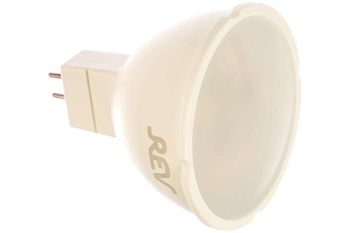 Светодиодная лампа LED MR16 GU5.3 5Вт 3000K REV 32322 8