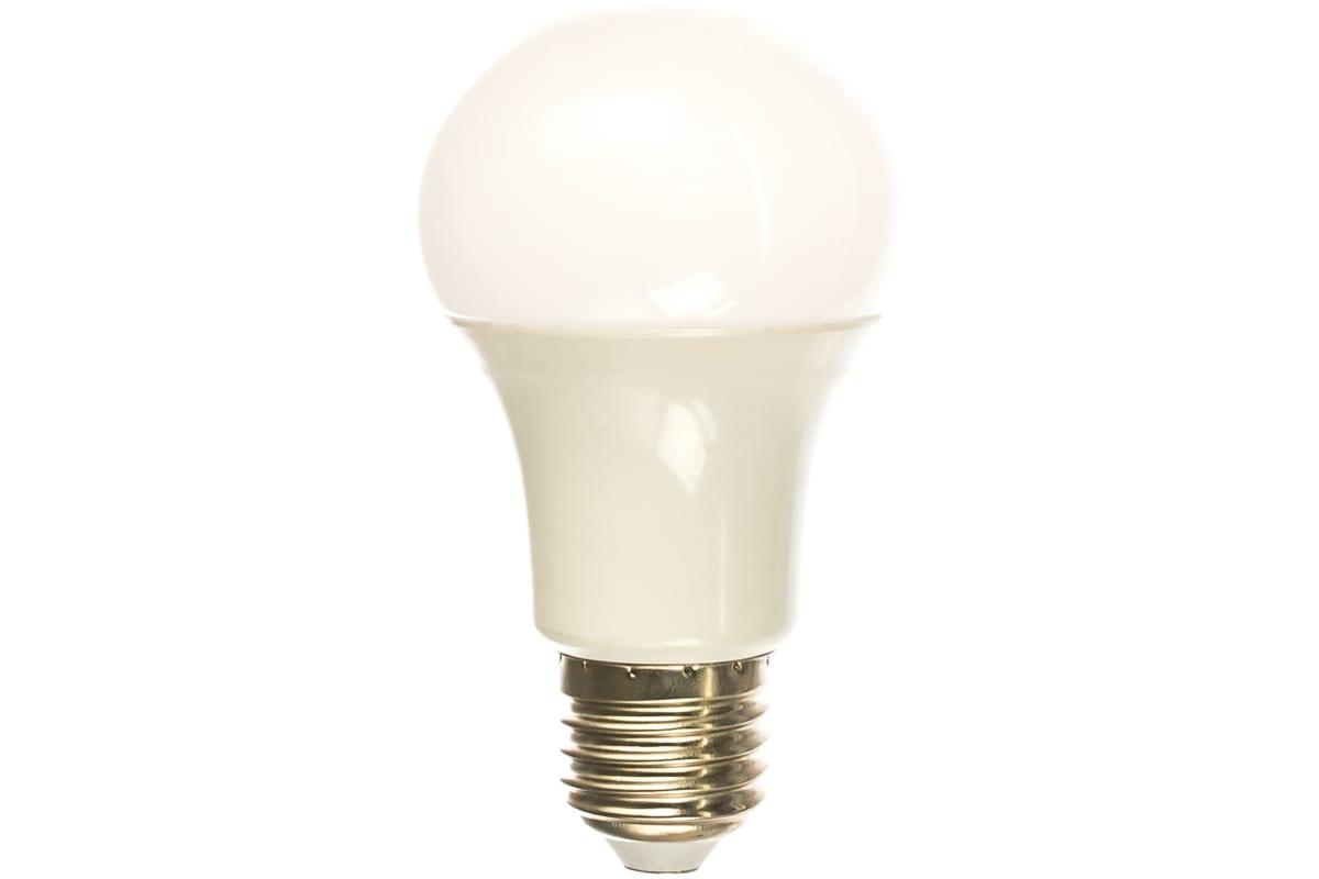 Светодиодная лампа - шар E27 10W 6400K FERON LB-92 25459