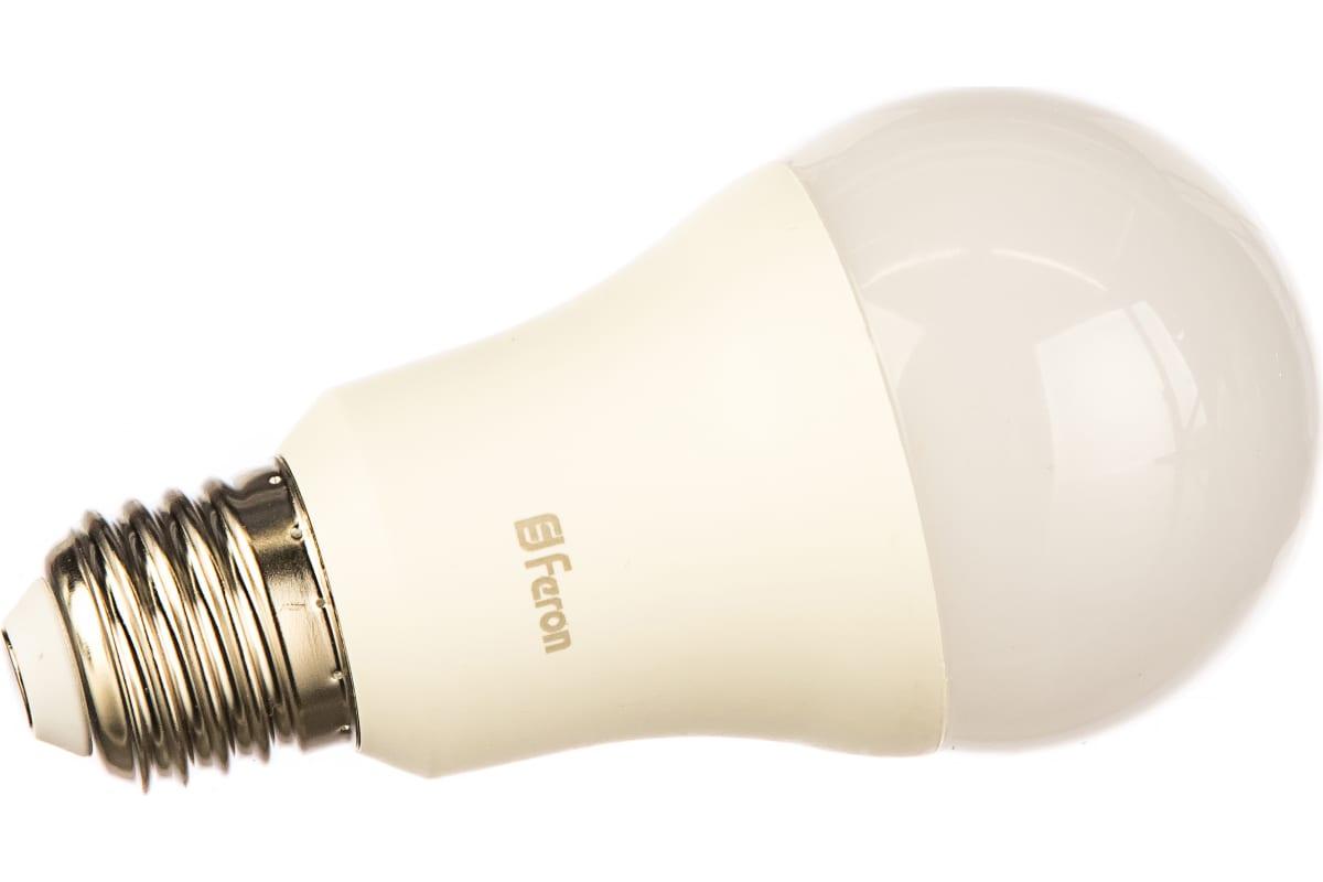 Светодиодная лампа Шар E27 15W 6400K Feron LB-94 25630