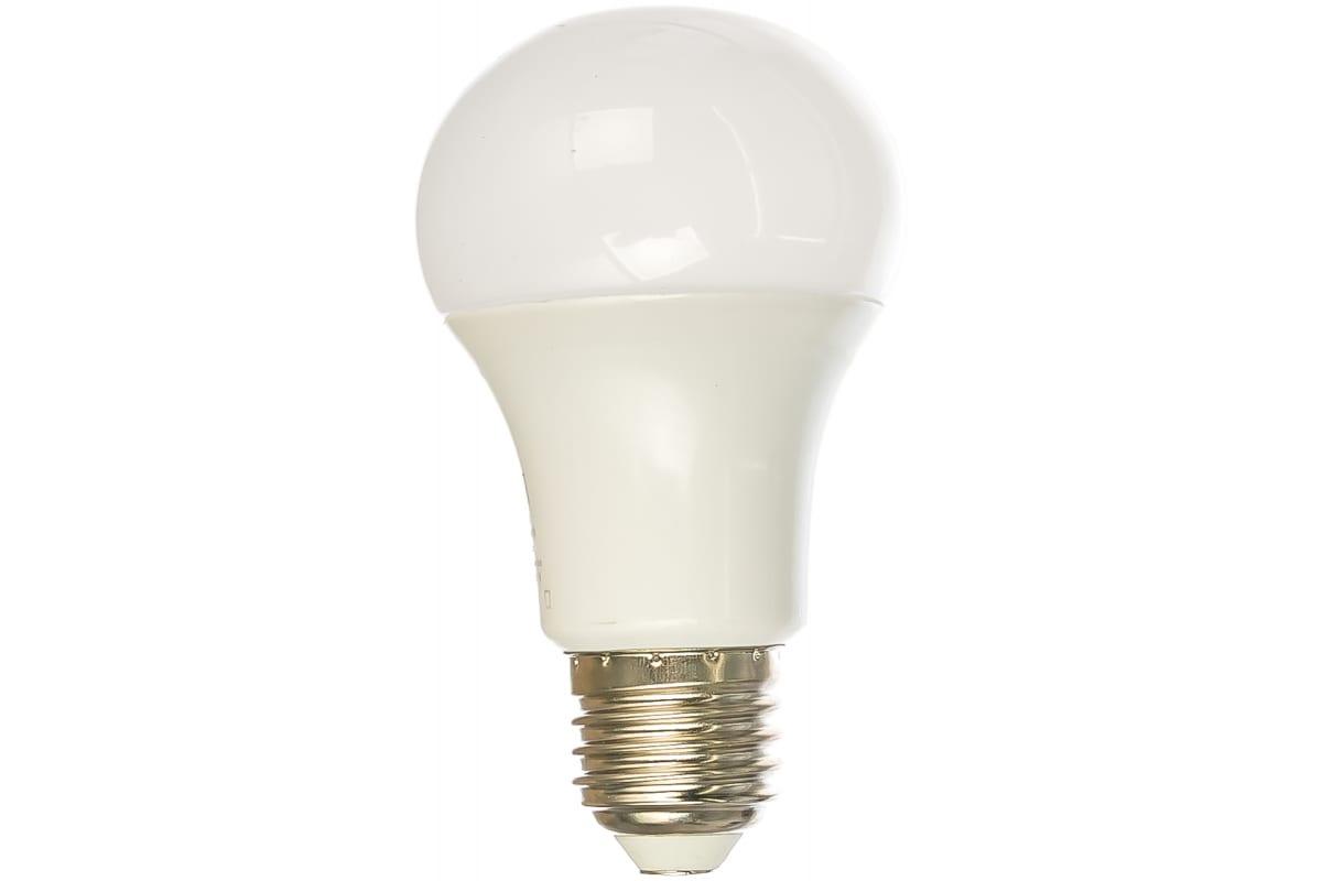 Светодиодная лампа SAFFIT SBA6015 Шар E27 15W 6400K 55012