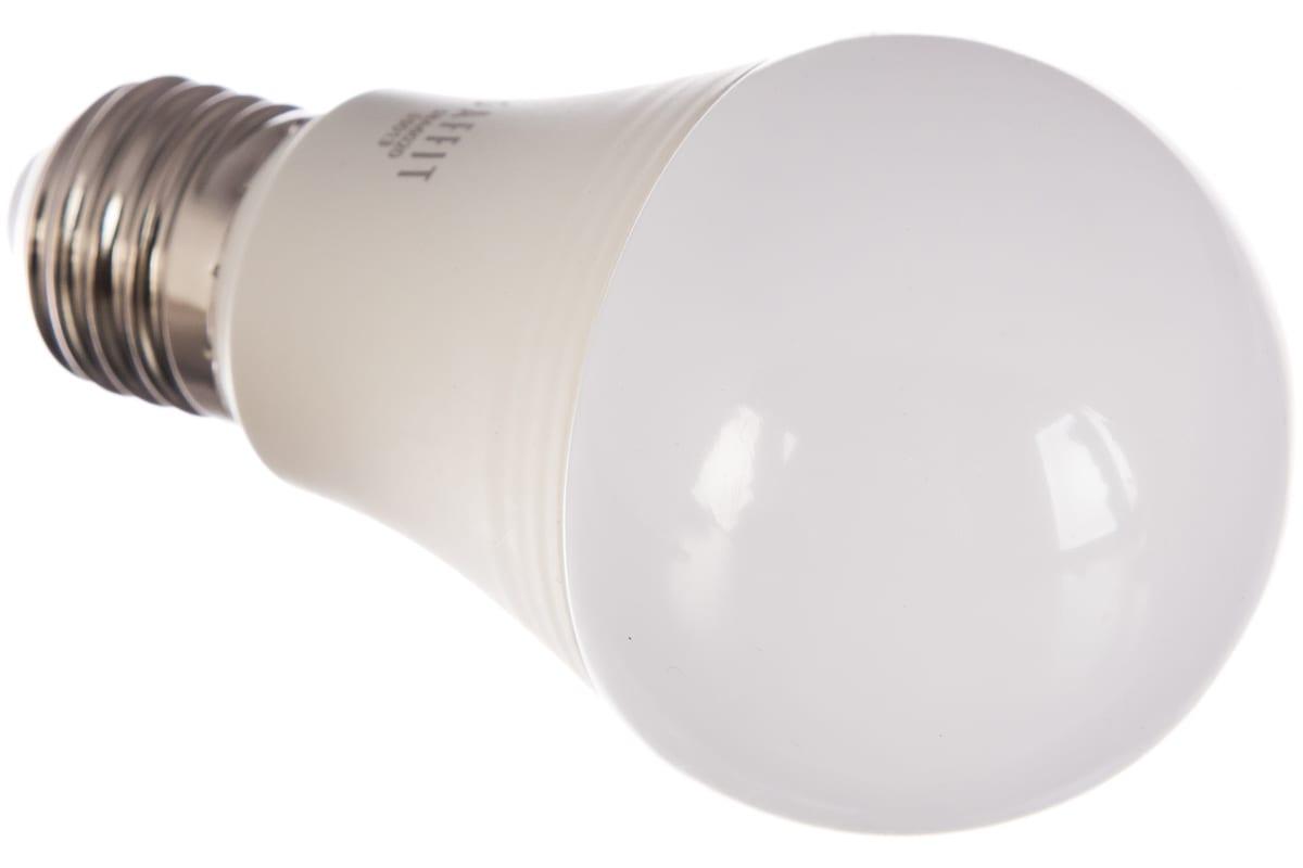 Светодиодная лампа SAFFIT SBA6020 Шар E27 20W 2700K 55013