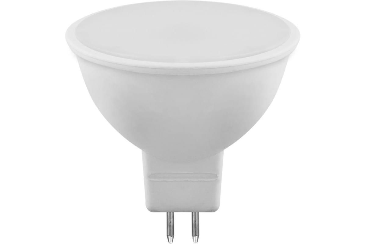 Светодиодная лампа SAFFIT SBMR1607 MR16 GU5.3 7W 4000K 55028