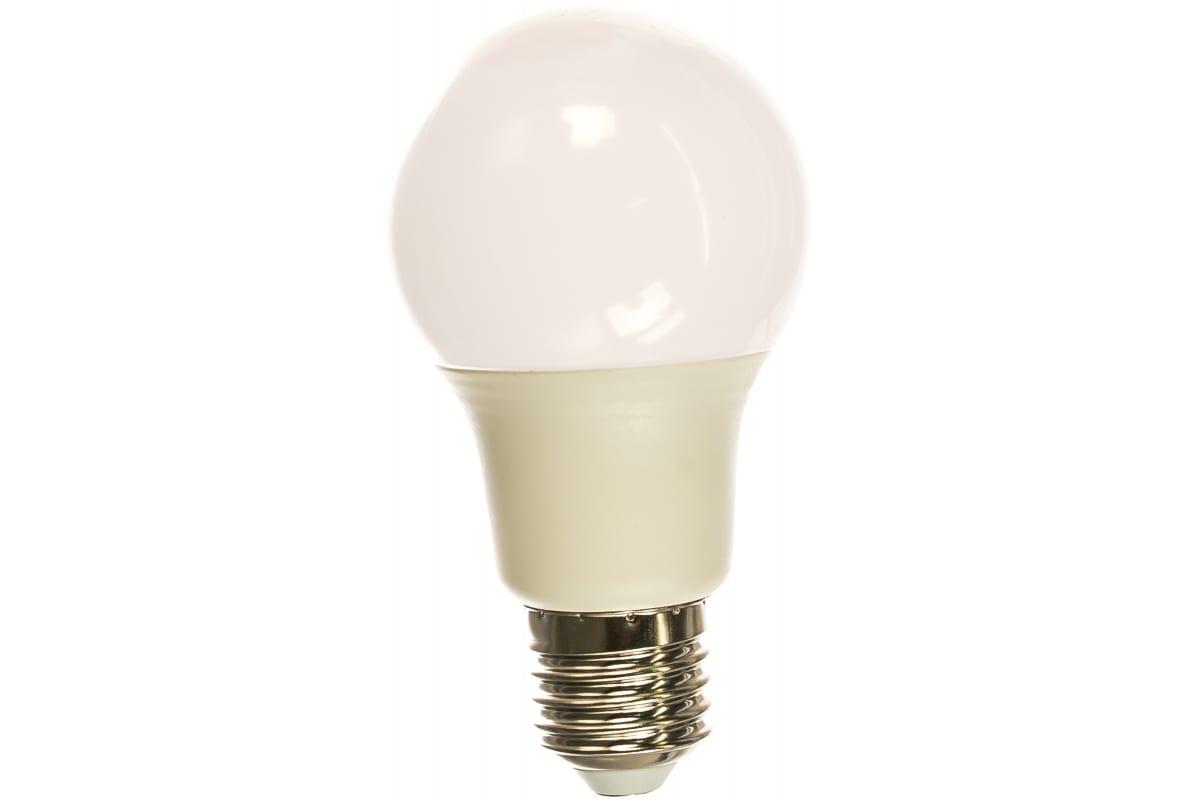 Светодиодная лампа ЭРА LED smd A60-8w-827-E27 ECO Б0019066