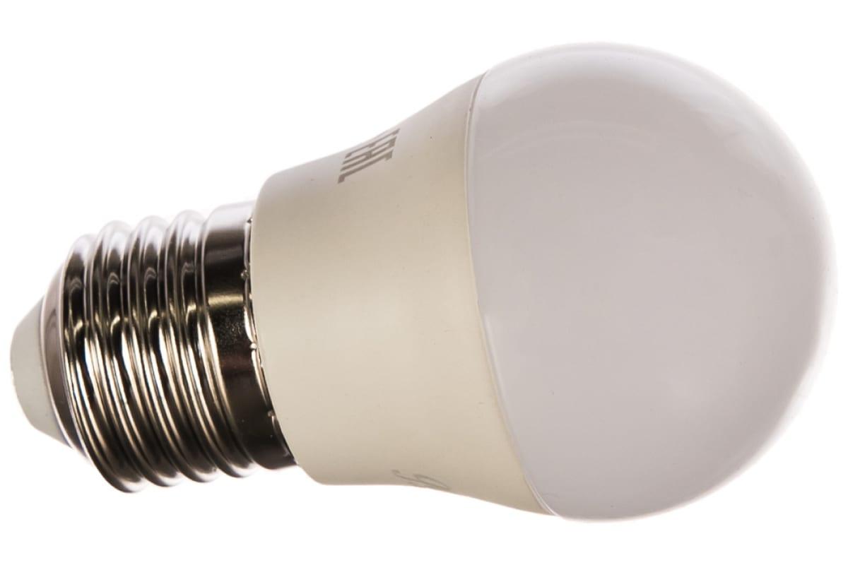 Лампа LED Globe 8W E27 4100K Gauss Elementary 53228