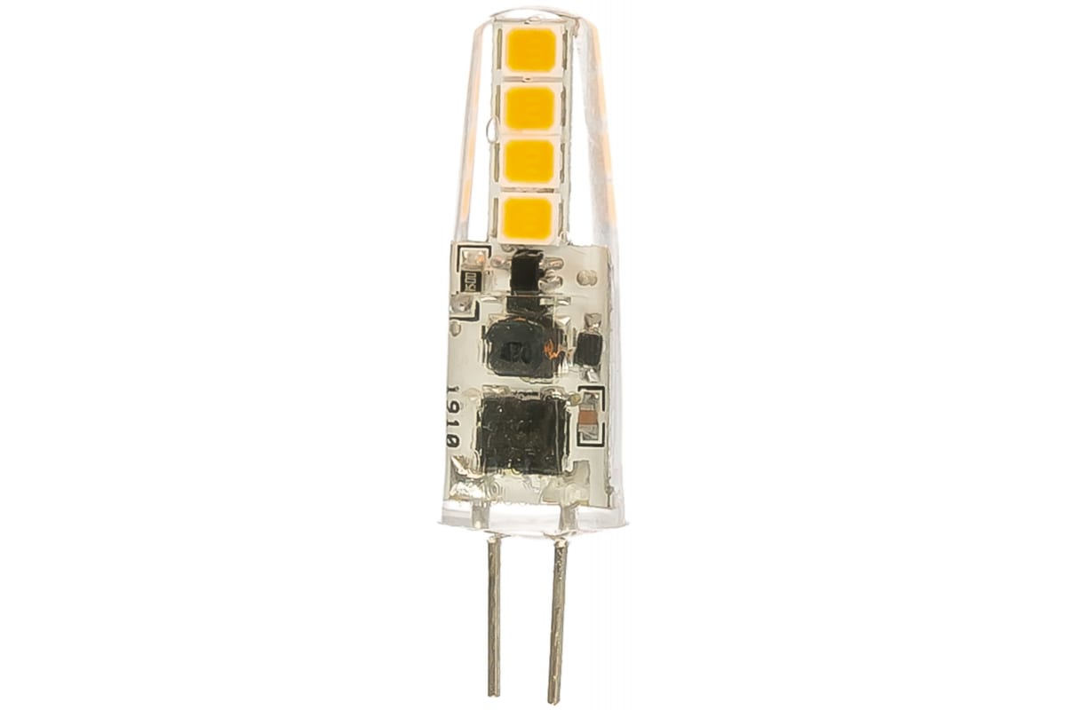Лампа LED G4 12V 2W 2700K Gauss 207707102