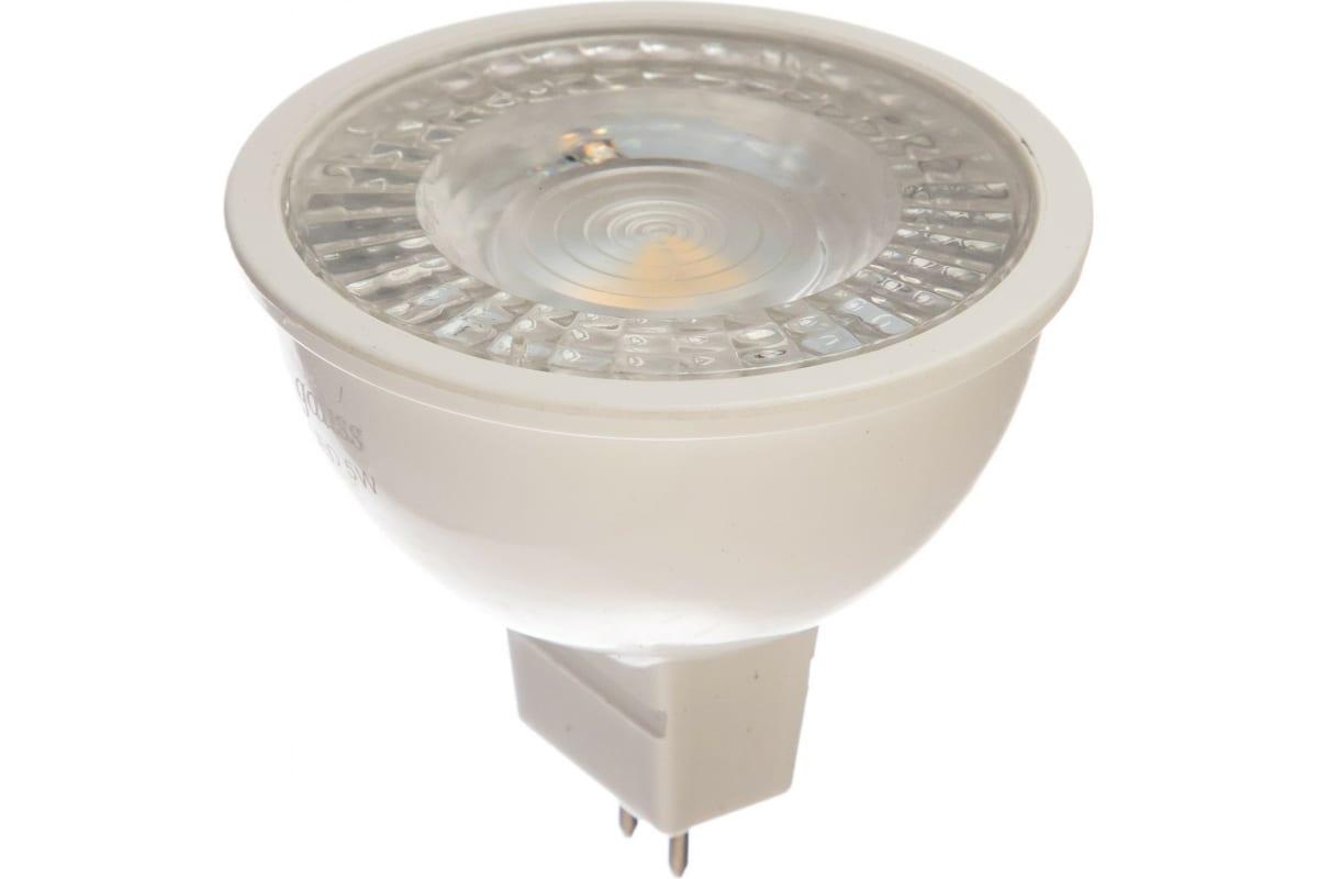 Лампа LED MR16 GU5.3 5W 12V 4100K Gauss 201505205