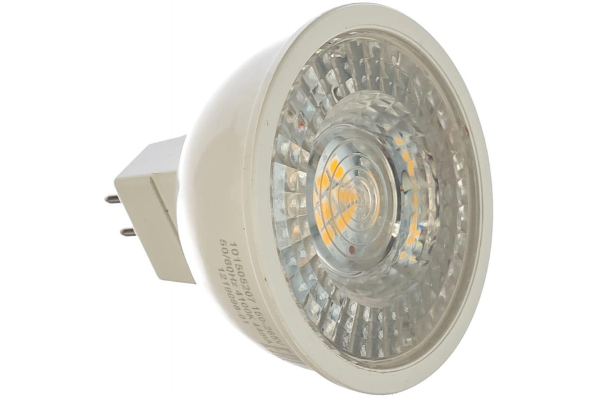 Лампа LED MR16 GU5.3 7W 4100K Gauss 101505207