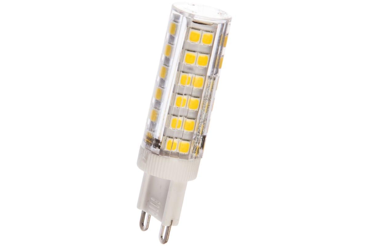 Светодиодная лампа FERON LB-433 7W 230V G9 4000K 25767