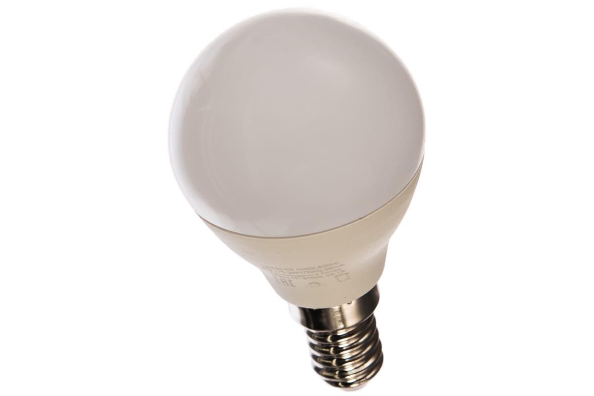 Светодиодная лампа FERON 9W 230V E14 4000K LB-550 25802