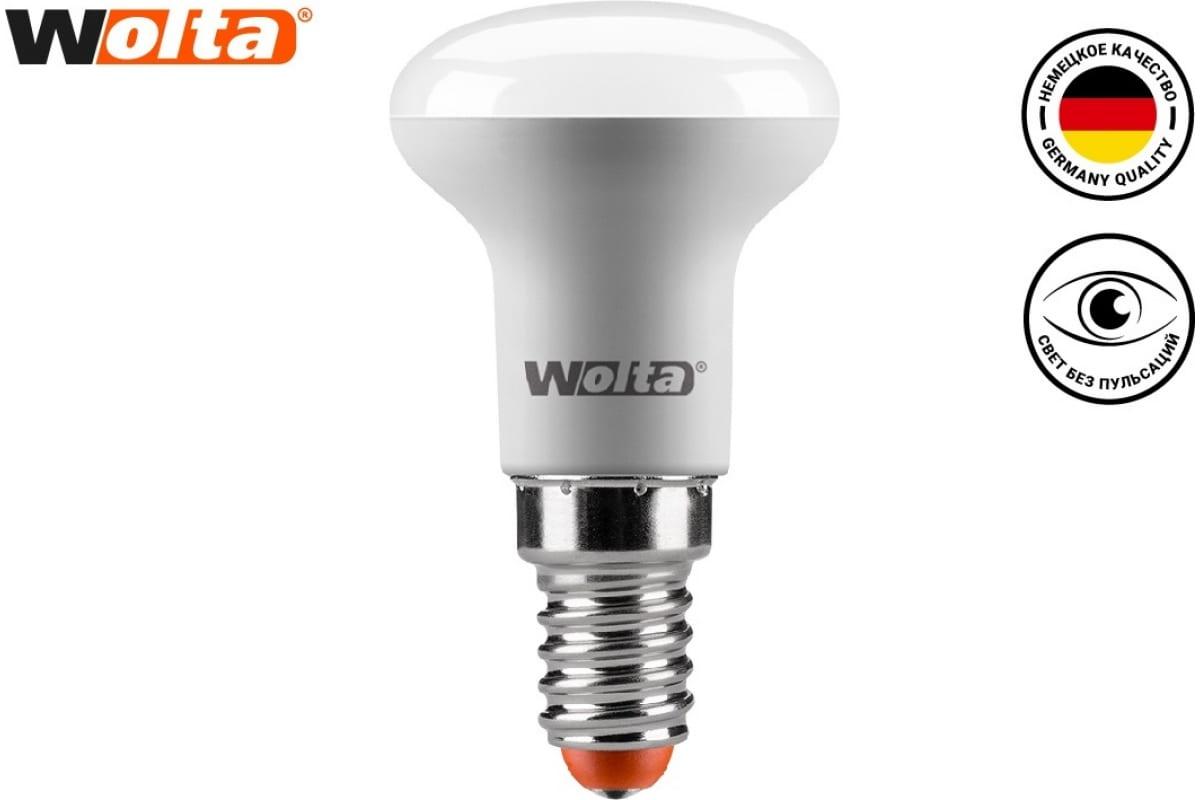 Лампа LED Wolta 3000K 25Y39R5E14