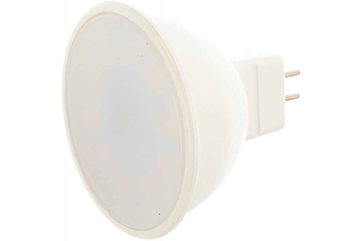 Светодиодная лампа ASD LED-JCDR-standard 7.5Вт 230В GU5.3 3000К 675Лм 4690612002286