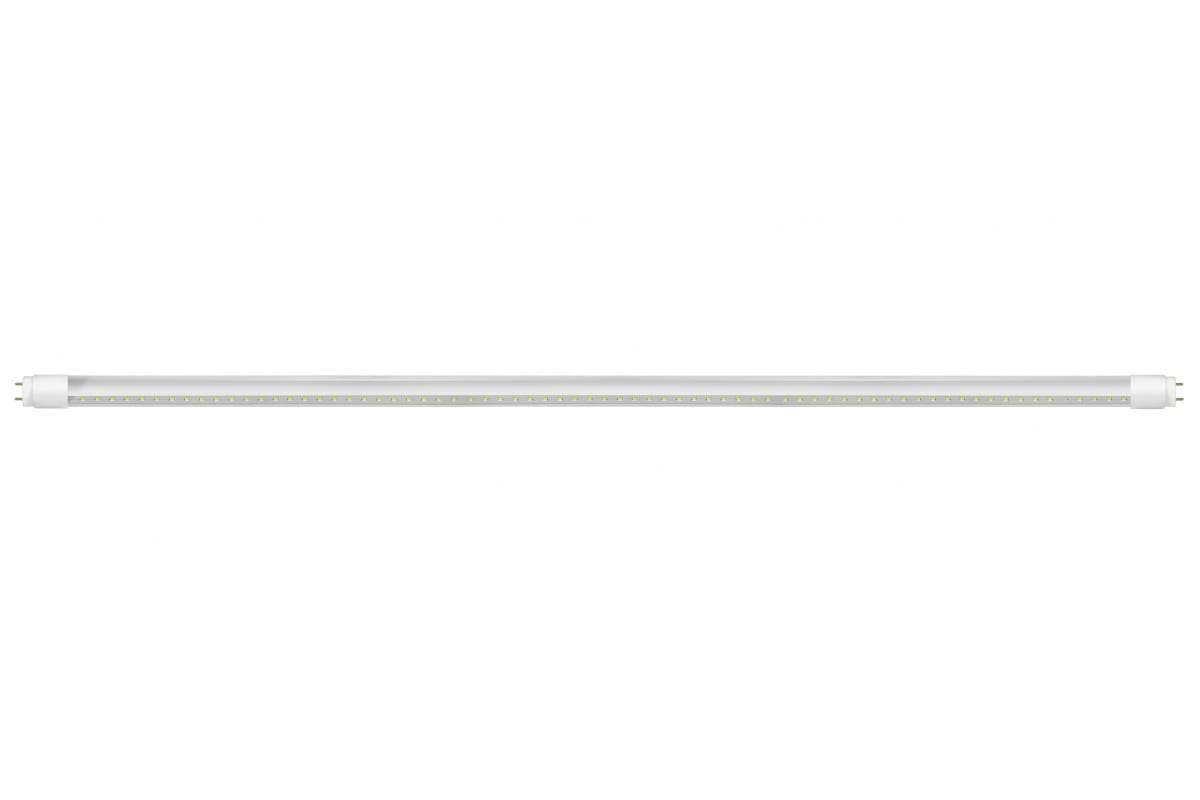Светодиодная лампа ASD LED-T8-standard 18Вт 230В G13 4000К 1440Лм 1200мм прозрачная 4690612007076