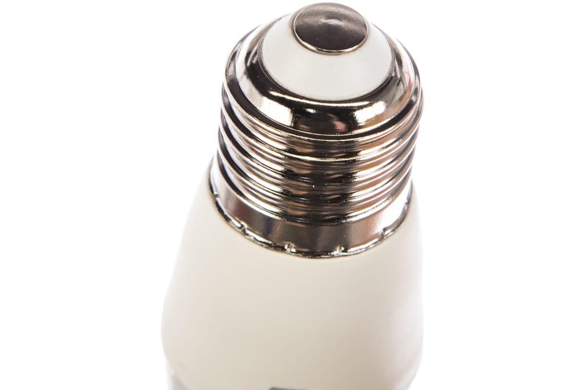 Светодиодная лампа ASD LED-СВЕЧА-standard 7.5Вт 230В Е27 4000К 675Лм 4690612003955