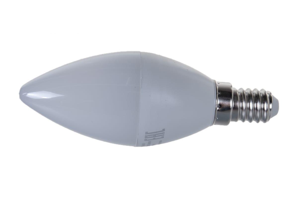 Лампа Gauss LED Elementary Свеча 6W E14 470lm 6500K 33136