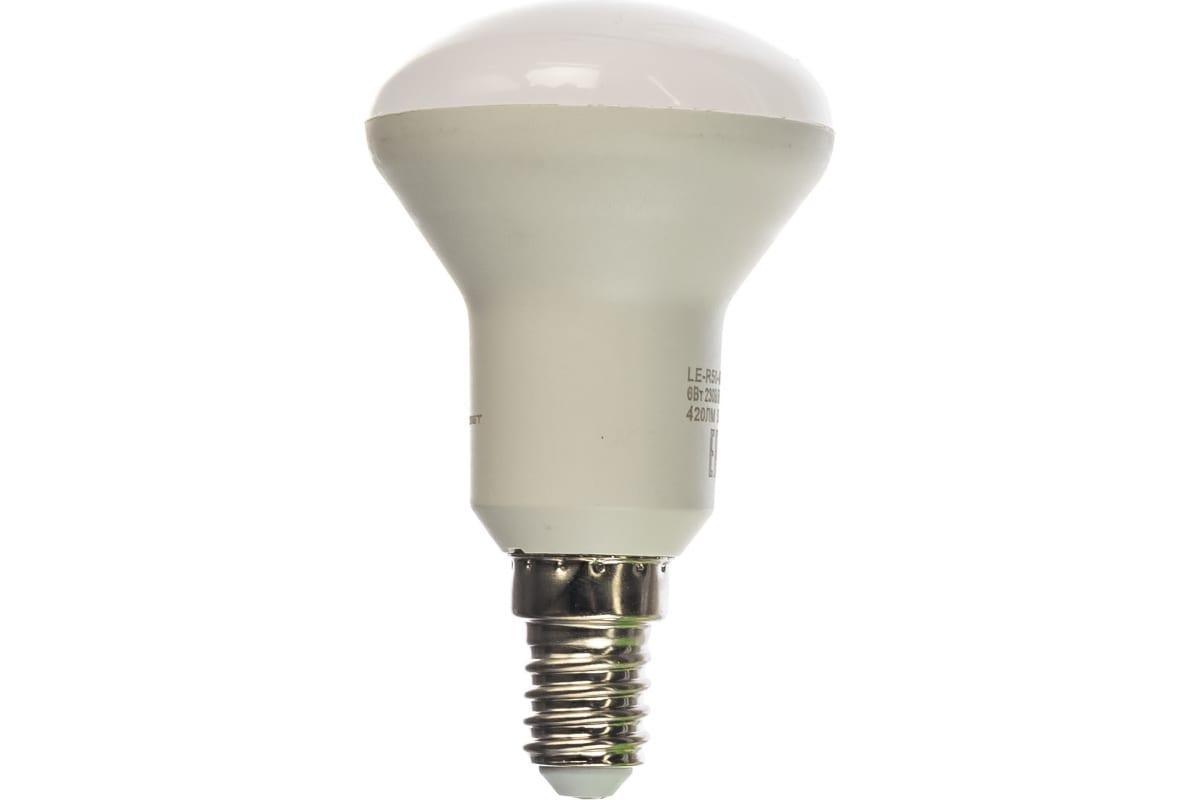 Светодиодная лампа Наносвет LE-R50-6/E14/827 6Вт E14 110 град 450 лм 2700К Ra80 L112
