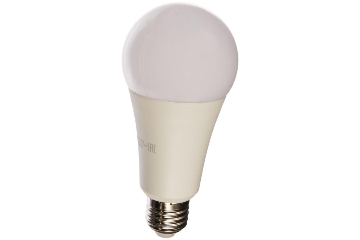 Лампа Gauss LED Elementary A67 30W E27 4100K 1/10/50 SQ73229