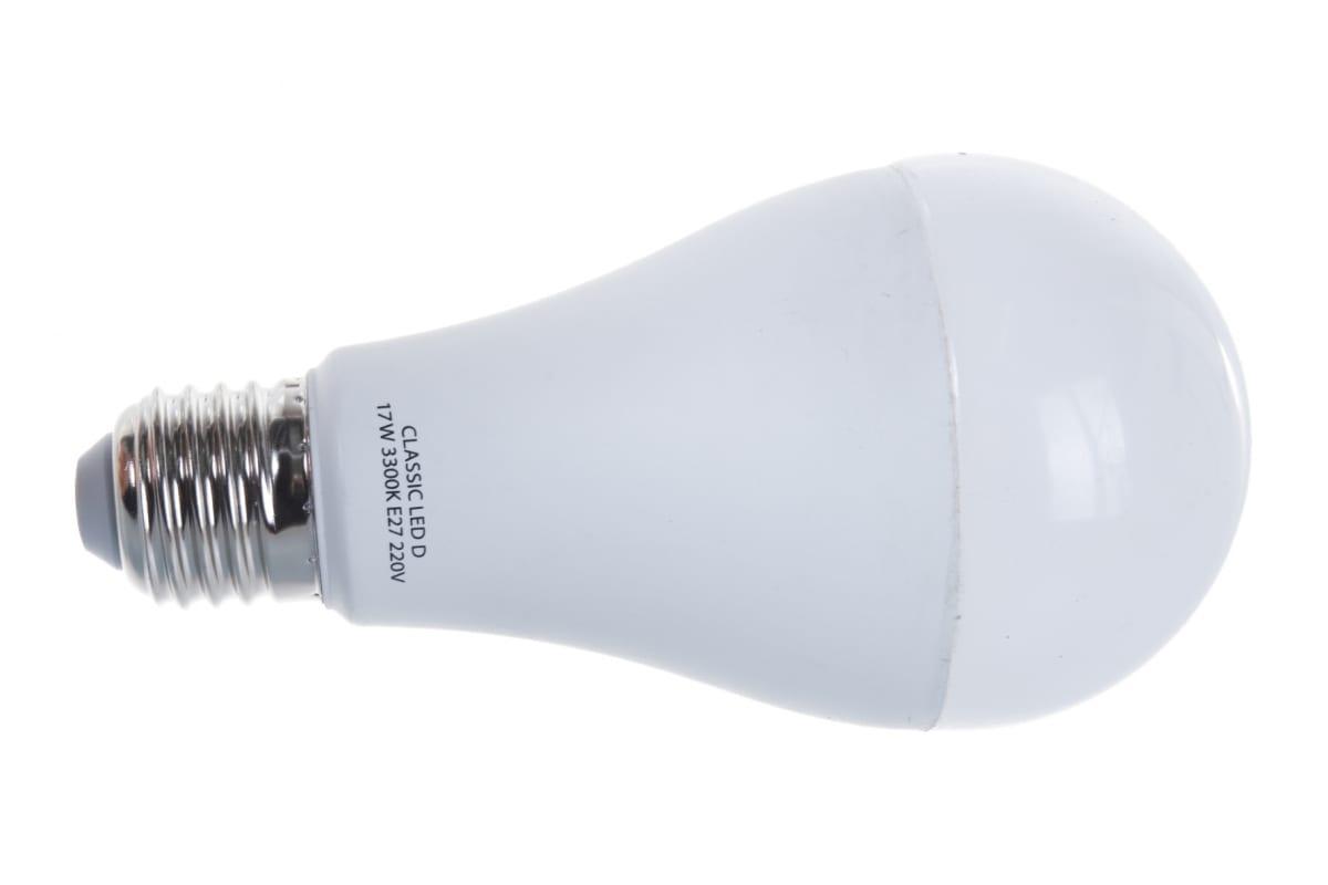 Светодиодная лампа Elektrostandard Classic LED D 17W 3300K E27 a035803