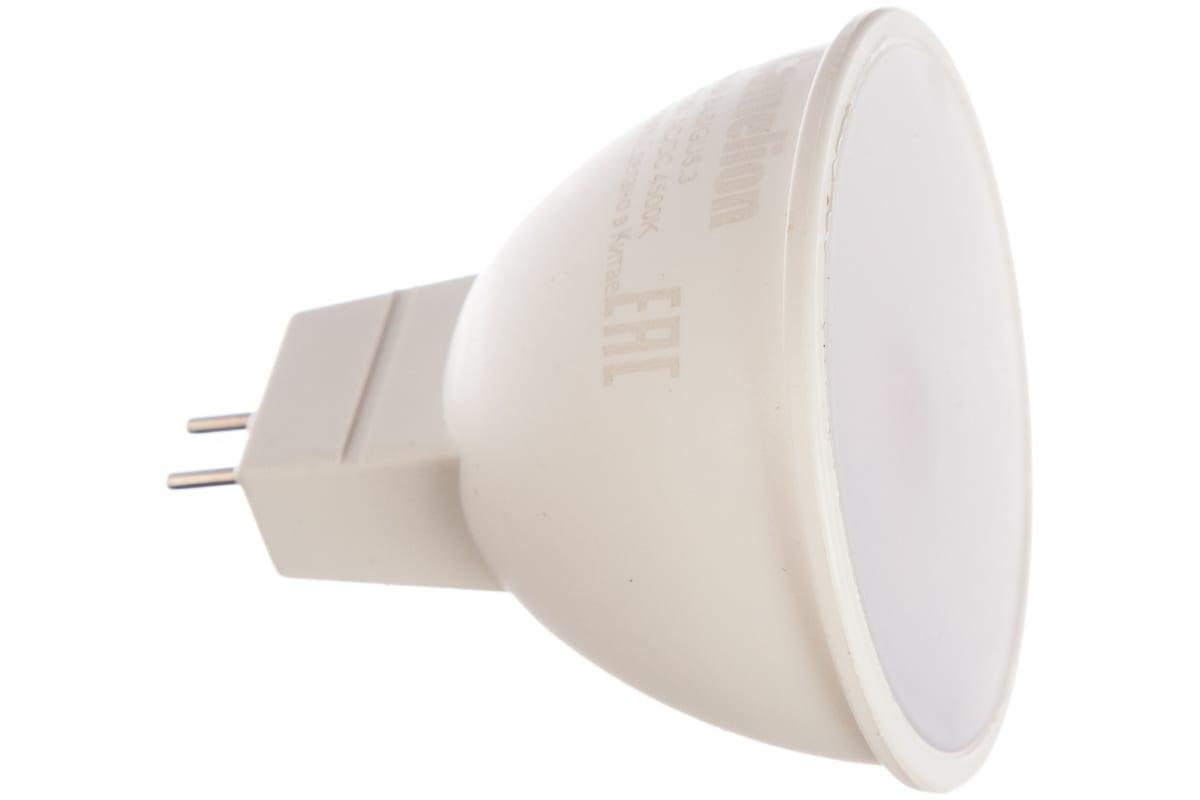 Светодиодная лампа Camelion LED5-MR16/845/GU5.3 5Вт 12В AC/DC 12026