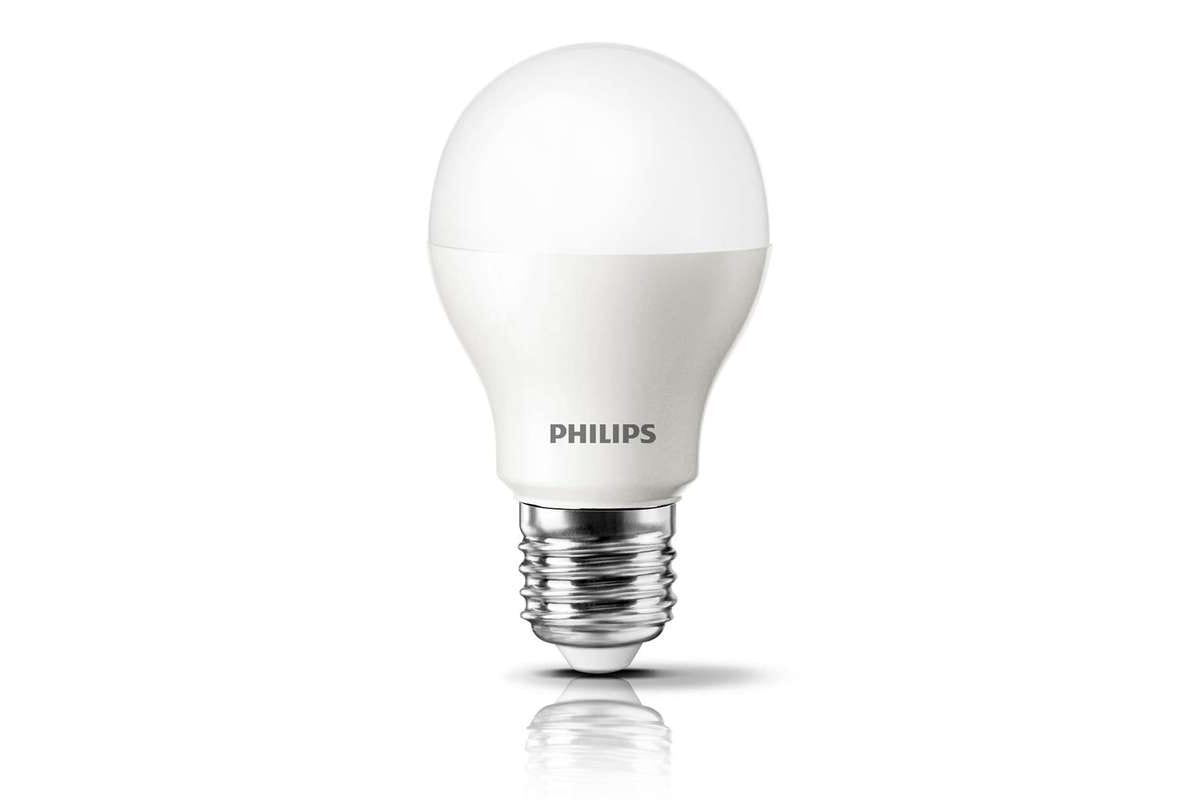 Светодиодная лампа PHILIPS ESS LEDBulb 9-80Вт E27 теплый белый свет 1277610