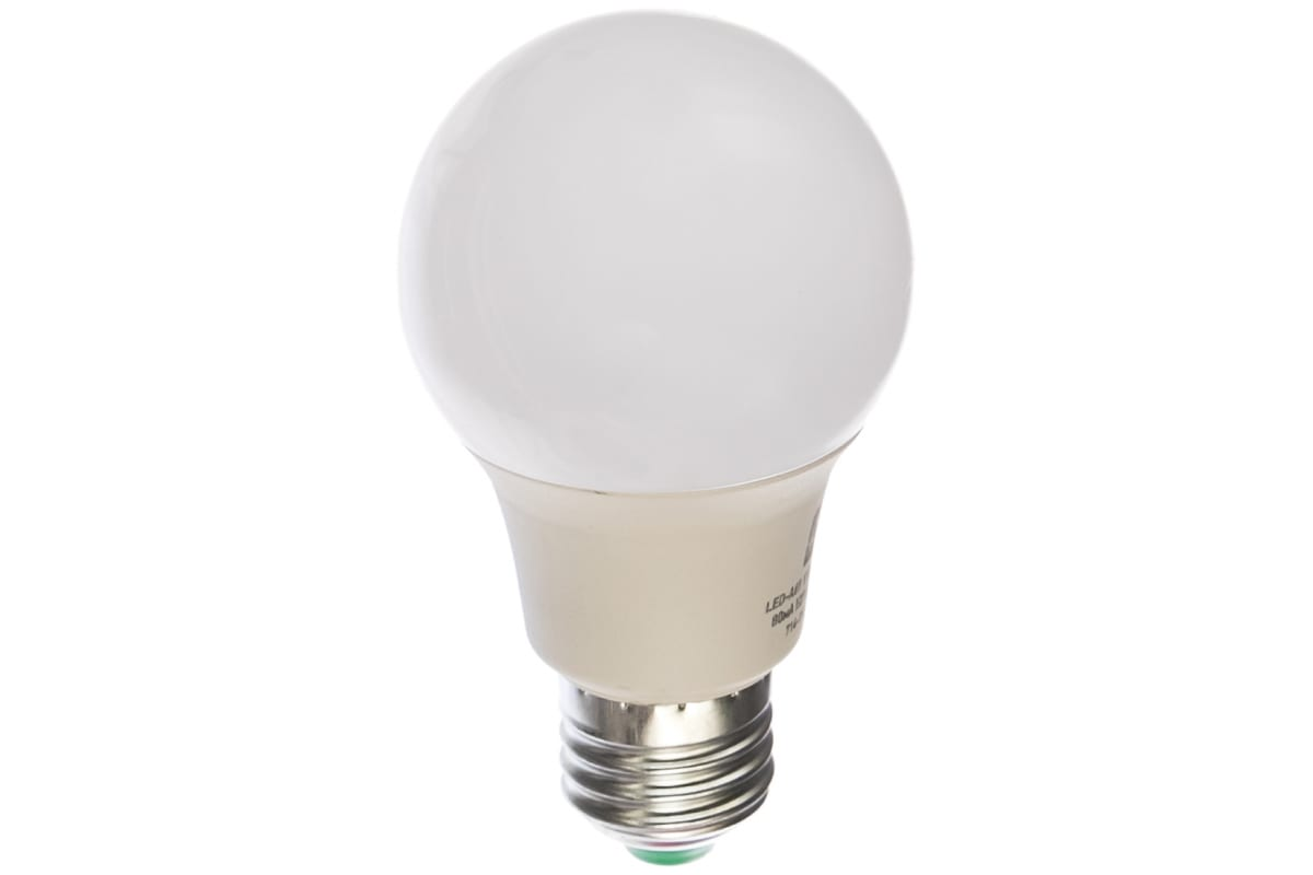ASD Лампа сд LED-A60-std 11Вт 230В Е27 6500К 990Лм 4690612014197