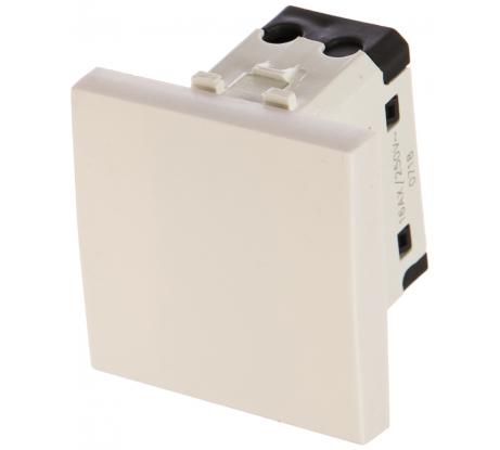 1-клавишный выключатель Экопласт 45х45 16 A 250 B белый LK45 850704-1 - цена, отзывы, характеристики, фото - купить в Москве и РФ