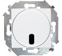 Светорегулятор с управлением Simon от ИК пульта, проходной, 500Вт, 230В, белый 1591713-030