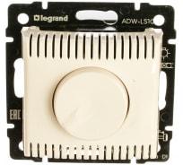 Поворотный светорегулятор, белый 100-1000W Legrand Valena 770060
