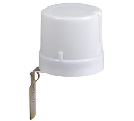 Фото детектора освещенности IEK ФР 602 серый, IP44 LFR20-602-4400-003