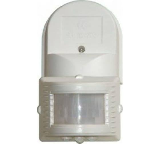 Датчик движения для включения освещения Camelion LX-03C/Wh, 6452 1