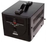 Стабилизатор напряжения Powerman AVS 1000 D Black 6015736