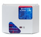 Стабилизатор напряжения (3500 ±15 В 120-260 В) Энерготех NORMA 514402