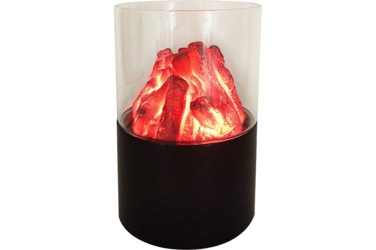 Светодиодный декоративный светильник-ночник NEON-NIGHT Лава 10х16,5 см 511-036