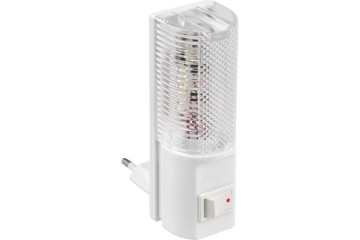 Светодиодный ночник PROconnect с выключателем 220 В 75-0303