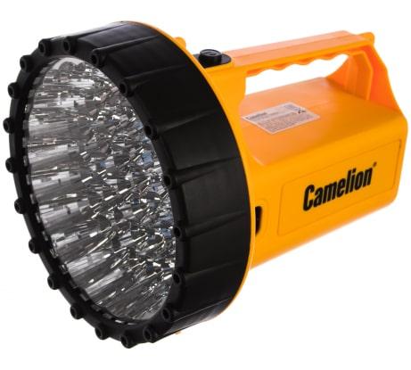 Фото аккумуляторного фонаря Camelion LED29316 светодиодный, 6В, 4Ач 10468