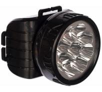Аккумуляторный налобный фонарь ТРОФИ TG9 9xLED C0045557