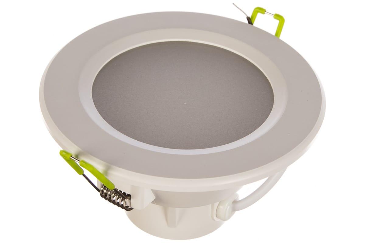 Светодиодный светильник Navigator 94 836 NDL-P1-10W-840-WH-LED аналог R80 100Вт 4607136948365 256464