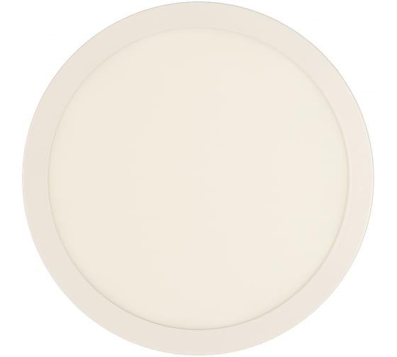 Светодиодная настенно-потолочная панель REV Round, круглая Ф230мм, 18W, 4000К 28905 0 в Краснодаре - купить, цены, отзывы, характеристики, фото, инструкция
