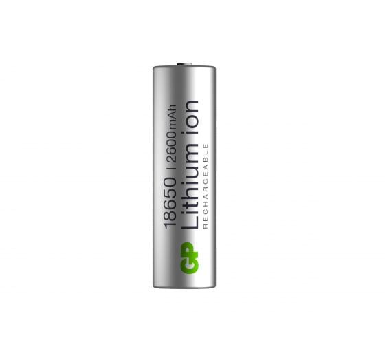 Литий-ионный аккумулятор GP емкостью 2600mAh + з/у. L1111865026FPE-2CRFB1 3