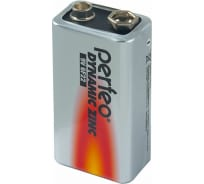 Батарейка PERFEO 6F22 1 шт в пленке 30 005 312